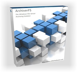 ArchiverFS File Archiving Solution Box Shot